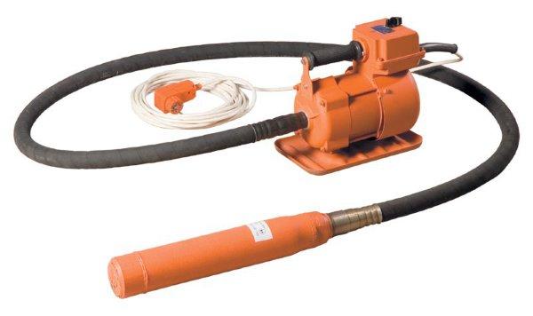 Глубинный ручной вибратор для бетона купить состав цементного раствора для стены