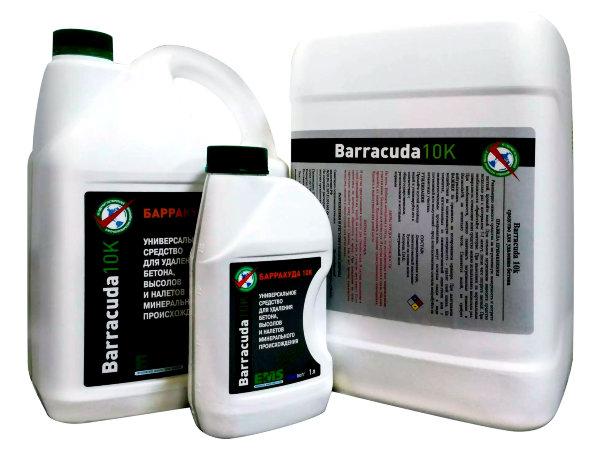 Барракуда для бетона нагружение бетона
